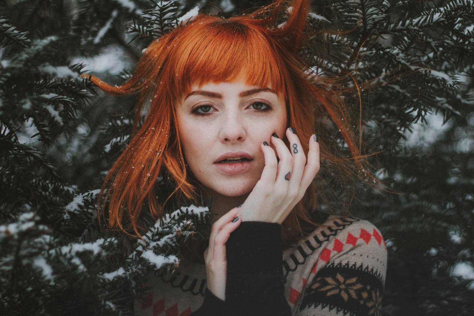 Blog Post - attenzione al freddo - come mantenere i capelli belli sani inverno